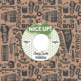 Escape Roots ft Dandelion - Ganja Socks / Version (Nice Up!) 7""